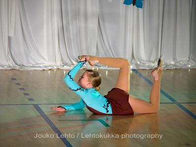 Nokian Pyryn voimistelujaoston kevätnäytös 23.5.2010 - Nokian Pyry Gymnastics section springshow  23. May 2010. Photo 023 .: Hanna Mäntylä, RV vapaaohjelma