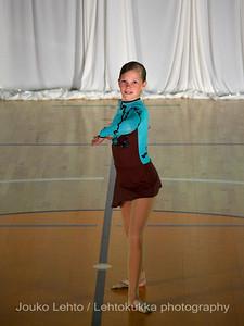 Nokian Pyryn voimistelujaoston kevätnäytös 23.5.2010 - Nokian Pyry Gymnastics section springshow  23. May 2010. Photo 026 .: Hanna Mäntylä, RV vapaaohjelma