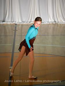 Nokian Pyryn voimistelujaoston kevätnäytös 23.5.2010 - Nokian Pyry Gymnastics section springshow  23. May 2010. Photo 027 .: Hanna Mäntylä, RV vapaaohjelma