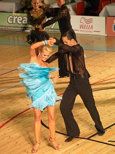 Tampere Dance Competition (Standard & Latin)  March 14th 2009