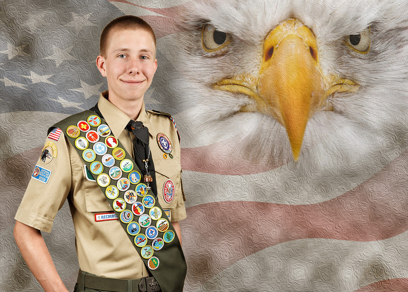 Eagle Scout Court of Honor Invitation
