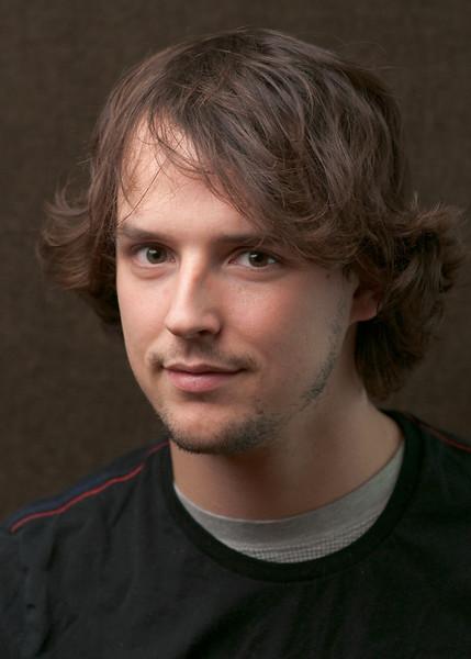 Adam Cyr as Lucentio<br /> Taming of the Shrew, Prod: TenBareToes Entertainment, 2010.