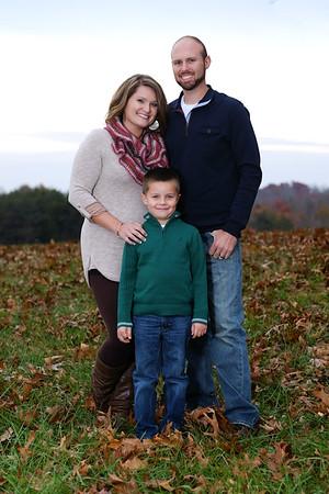 Terrell Family 11.16.14
