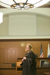 The Honorable Terry Craven; Westfield Stae University Alumni, and  Boston Juvenile Court Judge