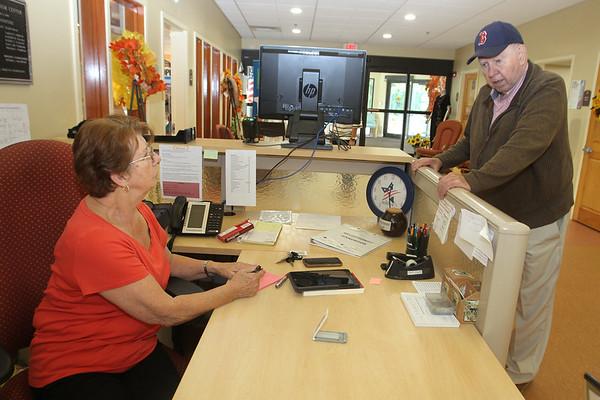 Tewksbury Senior Center volunteer 092018