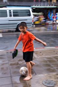 Rainy Day in Bangkok