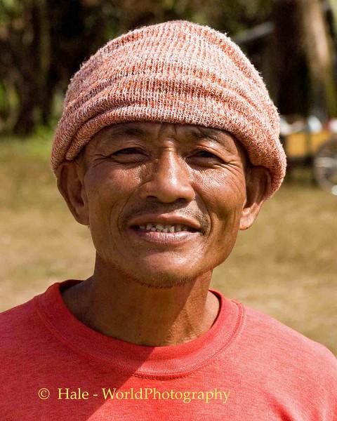 Isaan Farmer, Thailand