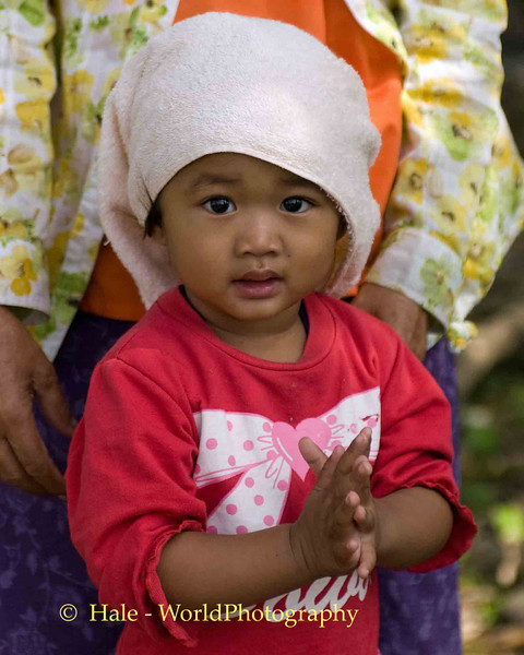 A Little Greeting, Isaan, Thailand