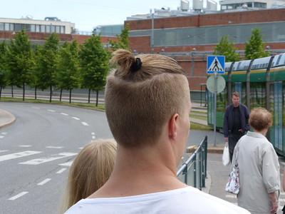 That haircut