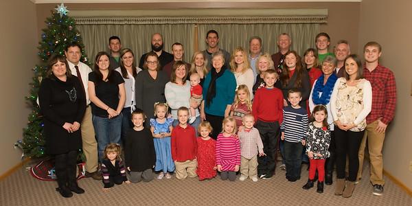The Bogg's Christmas 2014