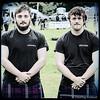 Scottish Backhold Wrestlers: Matthew Southwell & Max Freyne