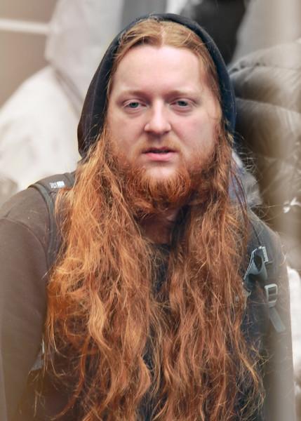 Beard on the Street