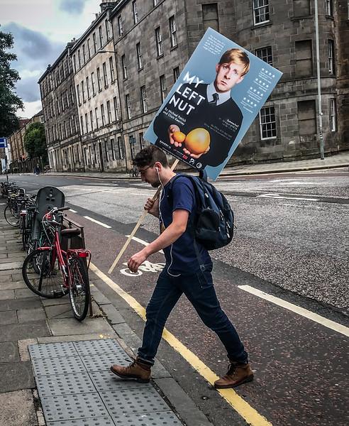 Walking Publicity Machine