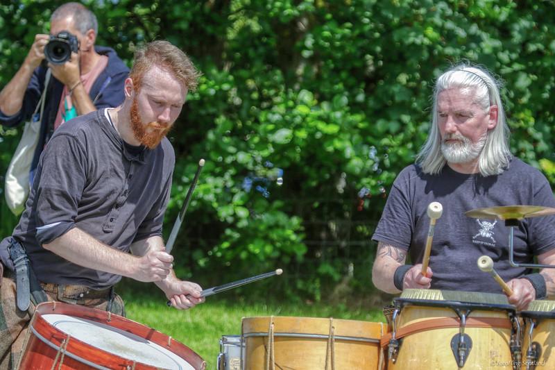 Drummer Shooting