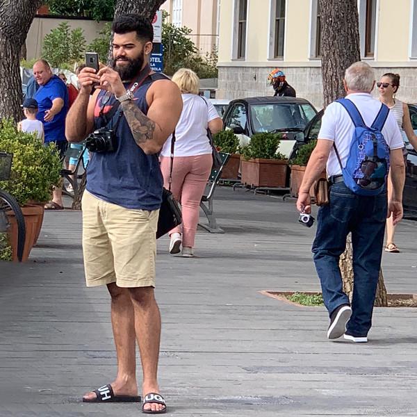 Shooting the Shooter