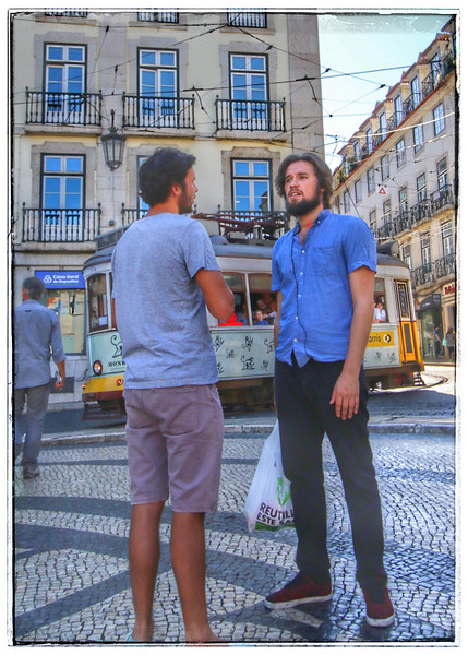 Beards in Lisbon