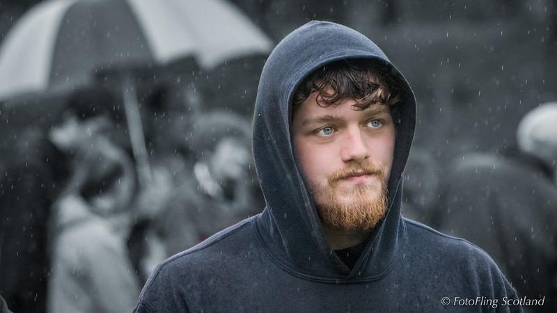 Scottish Backhold Wrestler: Max Freyne
