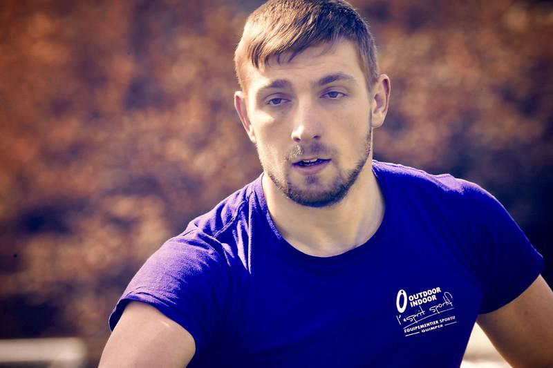 Greig Neilson - Scottish Backhold Wrestler