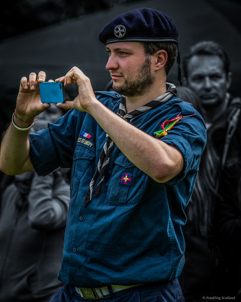 Scout Iphone Snapper