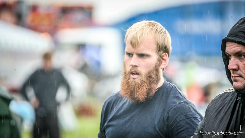 The Bearded Wrestler
