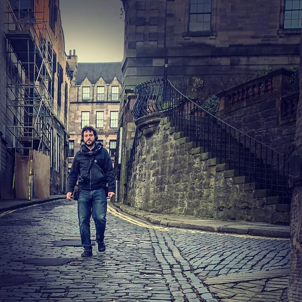 Historic Edinburgh Walker