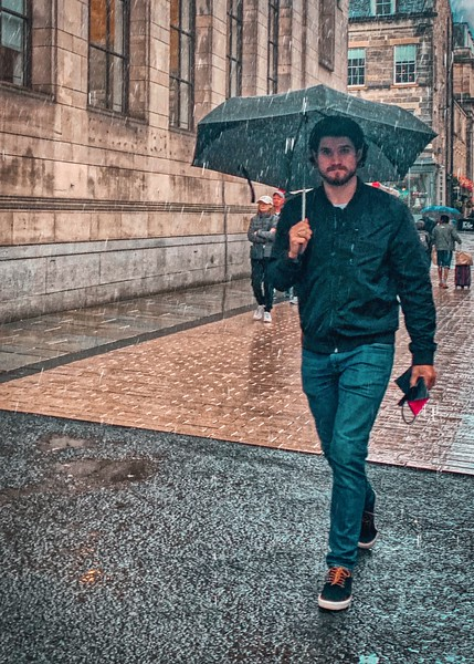 Umbrella Man