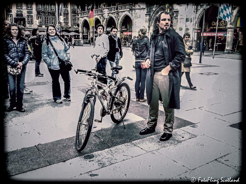 Streetscene Munich