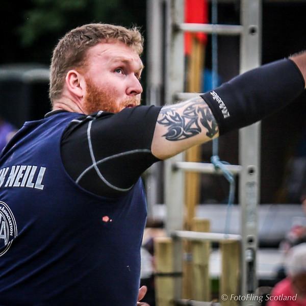 Heavy Thrower - John Neill