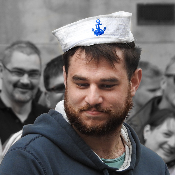 Sailor in Town