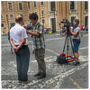 Shooting in St Peter's Square