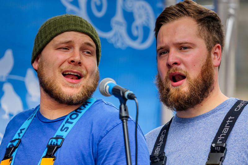 Beards in Harmony