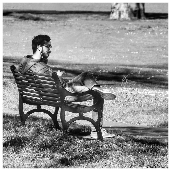 Alone in the Park