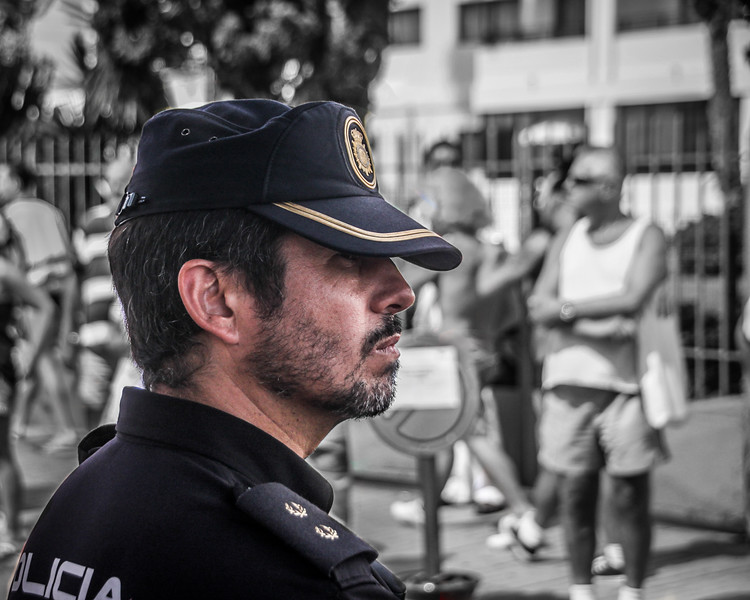 Gran Canaria Cop