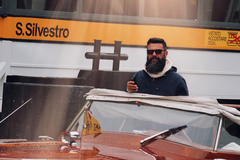 Boat Beard