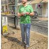 A Tourist in Lisbon