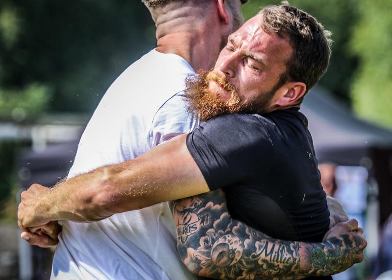 Backhold Wrestling: Ryan Dolan & Frazer Hirsch