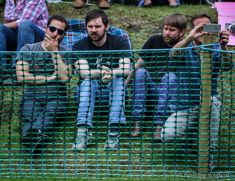 Bearded Spectators