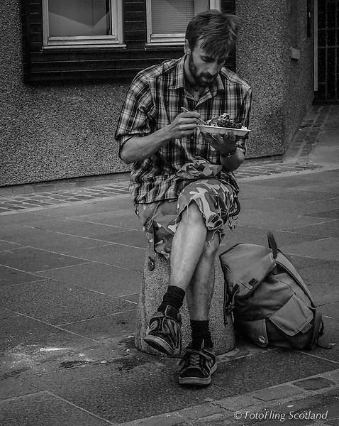 Street Snacker