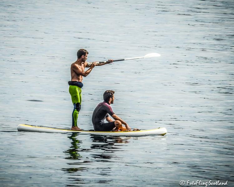 Paddleboardsmen