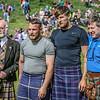 Scottish Backhold Wrestling Winners
