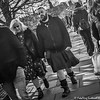 Kilting in Edinburgh
