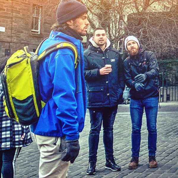 The Bearded Tourists
