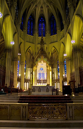 St. Patricks Cathedral - Manhattan
