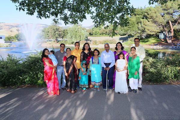 The Desai Family Portraits