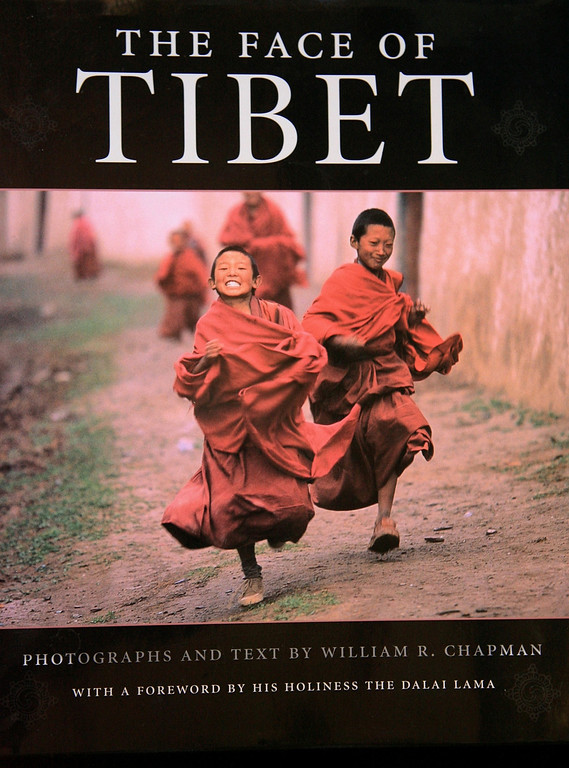FACE OF TIBET- FOREWORD BY THE DALAI LAMA- A photographic and written account of five years of travle throughout Tibet.  A compelling picture of everyday life and the people of Tibet.