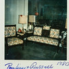 Pauline and Russell Lamson's livingroom 1980