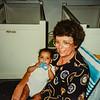 Kathy at TJ Mexico orphanage