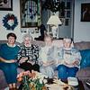 Gerri, Elsie, Carmen, Judy- old family friends