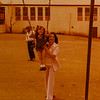 May 78 Linda and Jennifer Winsor That's not John Wayne in the background, but my famous or infamous father- Jay Bounds