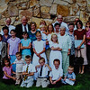 Quinney's at Ashley's baptism 2005